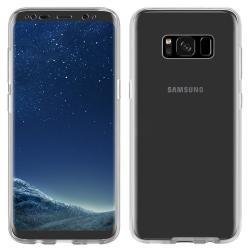 Husa Full TPU 360 (fata + spate) pentru Samsung Galaxy S8, Transparent3