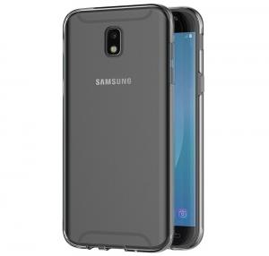 Husa Full TPU 360 fata spate Samsung Galaxy J7 (2017), Transparent2