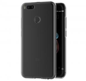 Husa Full TPU 360 fata spate Xiaomi Mi A1, Transparent2