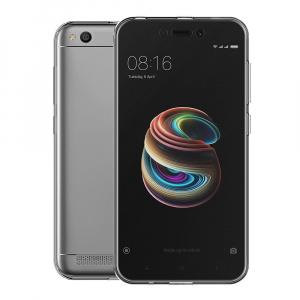 Husa Full TPU 360 fata + spate Xiaomi Redmi 5A, Transparent2