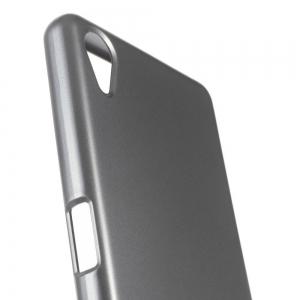 Husa Goospery i-Jelly Sony Xperia X Performance, Silver [1]