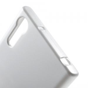 Husa Goospery i-Jelly Sony Xperia XZ, Silver2