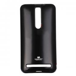 Husa Goospery Jelly Asus ZenFone 2 ZE551ML, Negru0