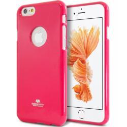 Husa Goospery Jelly iPhone 6 Plus / 6S Plus, Hot Pink0