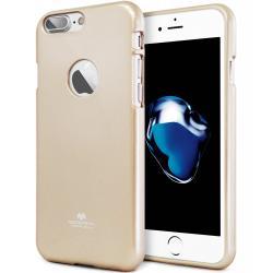 Husa Goospery Jelly iPhone 7 Plus, Gold0