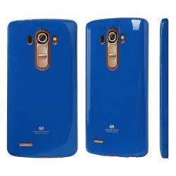 Husa Goospery Jelly LG G4, Blue