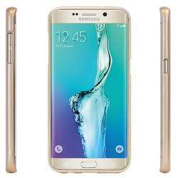 Husa Goospery Jelly Samsung Galaxy S6 Edge Plus, Gold2