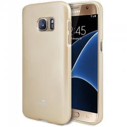 Husa Goospery Jelly Samsung Galaxy S7, Gold