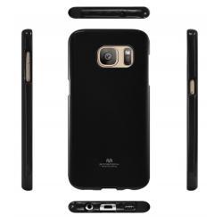 Husa Goospery Jelly Samsung Galaxy S7, Negru1