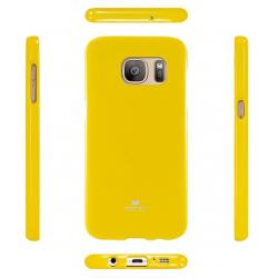Husa Goospery Jelly Samsung Galaxy S7, Yellow1