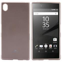 Husa Goospery Jelly Sony Xperia Z5 Premium, Gold1