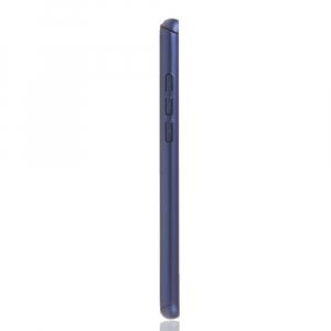 Husa Huawei Honor View 20 Full Cover 360 + folie sticla, Albastru [3]