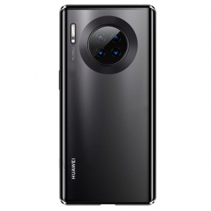 Husa Huawei Mate 30 Pro Magnetic Glass 360 (sticla fata + spate), Negru1