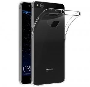 Husa Huawei P10 Lite TPU Slim, Transparent0