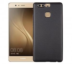 Husa Huawei P9 i-Zore Carbon, Negru0