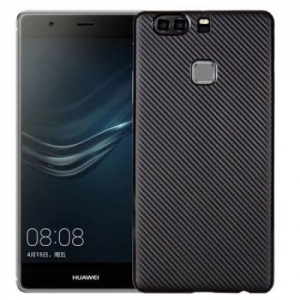 Husa Huawei P9 i-Zore Carbon, Negru1