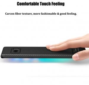 Husa iPaky Carbon Fiber Samsung Galaxy Note 8, Negru3