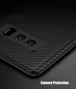 Husa iPaky Carbon Fiber Samsung Galaxy Note 8, Negru2