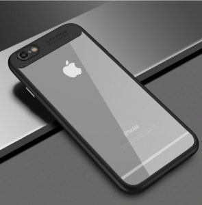 Husa iPaky Slim iPhone 6 / 6S, Negru2