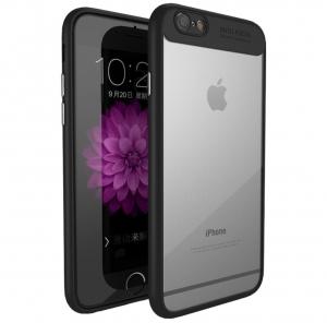 Husa iPaky Slim iPhone 6 / 6S, Negru0