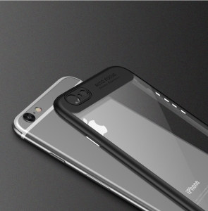 Husa iPaky Slim iPhone 6 / 6S, Negru1