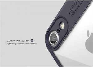 Husa iPaky Slim iPhone 6 / 6S, Negru3