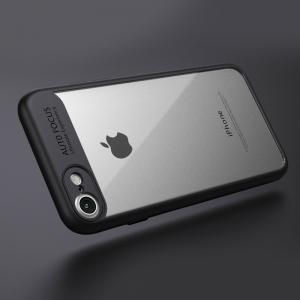 Husa iPaky Slim iPhone 8, Negru1