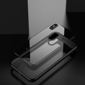 Husa iPaky Slim iPhone X, Negru2