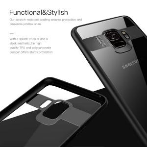 Husa iPaky Slim pentru Samsung Galaxy S9 Plus, Negru3