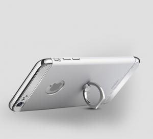 Husa iPhone 6 / 6S Joyroom LingPai Ring, Silver1