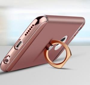Husa iPhone 6 Plus / 6S Plus Joyroom LingPai Ring, Rose Gold1