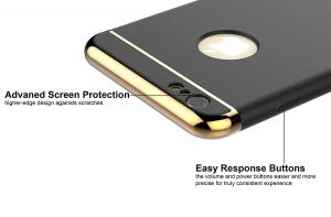 Husa iPhone 6 Plus / 6S Plus Joyroom LingPai Series, Black [2]