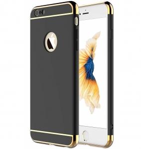 Husa iPhone 6 Plus / 6S Plus Joyroom LingPai Series, Black [0]