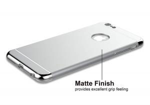 Husa iPhone 6 Plus / 6S Plus Joyroom LingPai Series, Silver1