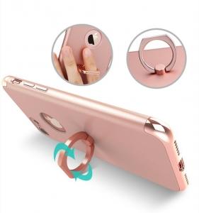 Husa iPhone 7 Joyroom LingPai Ring, Rose Gold1
