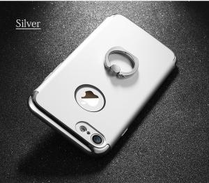 Husa iPhone 7 Joyroom LingPai Ring, Silver2