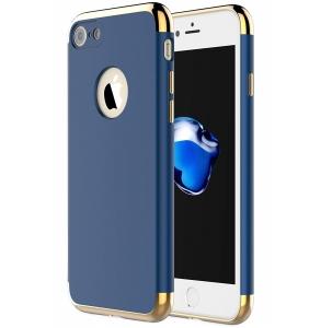 Husa iPhone 7 Joyroom LingPai Series, Albastru [0]