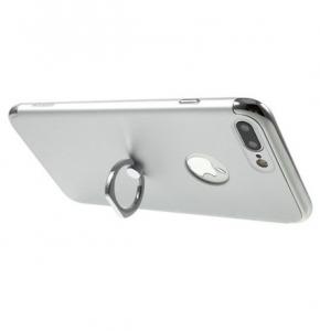 Husa iPhone 7 Plus Joyroom LingPai Ring, Silver1