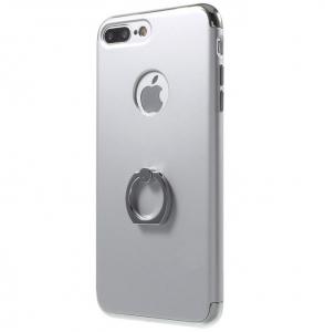 Husa iPhone 7 Plus Joyroom LingPai Ring, Silver0