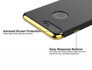 Husa iPhone 7 Plus Joyroom LingPai Series, Black [2]
