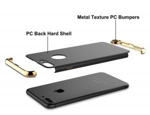 Husa iPhone 7 Plus Joyroom LingPai Series, Black [3]