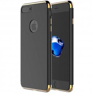 Husa iPhone 7 Plus Joyroom LingPai Series, Black [0]