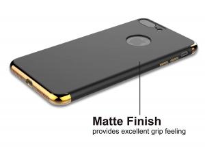 Husa iPhone 7 Plus Joyroom LingPai Series, Black [1]
