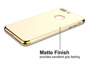 Husa iPhone 7 Plus Joyroom LingPai Series, Gold [1]
