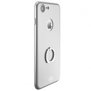 Husa Joyroom 360 Ring + folie sticla iPhone 7, Silver [0]