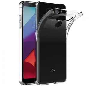 Husa LG G6 TPU Slim, Transparent0