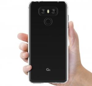 Husa LG G6 TPU Slim, Transparent3
