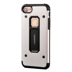 Husa Motomo Armor Hybrid iPhone 6 / 6S, Silver1