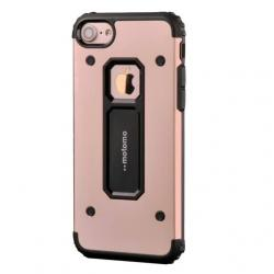 Husa Motomo Armor Hybrid iPhone 6 Plus / 6S Plus, Rose Gold