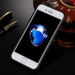 Husa Motomo Armor Hybrid iPhone 7, Negru